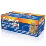 Mectimax 12 mg cartela com 04 comprimidos - Marca