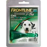 Medicamento Antipulgas e Carrapatos p/ cães de 20kg a 40kg - Frontline Plus - Merial