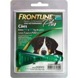 Medicamento Antipulgas e Carrapatos para Cães de 40Kg a 60Kg - Frontline Plus - Merial