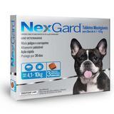MedicamentoAntipulgas e Carrapatos - Nexgard M C/ 3 TABLETIS - Merial