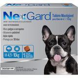MedicamentoAntipulgas e Carrapatos - Nexgard M - Merial