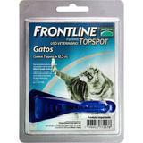 MedicamentoAntipulgas E CarrapatosP/ Gato - Frontline Top - Merial