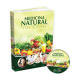 Medicina Natural - Vida E Saúde - Equipe Dcl - Editora dcl