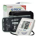 Medidor Aparelho De Pressão Arterial De Braço Digital Com Estojo e Pilhas GTECH