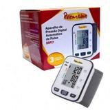 Medidor de Pressão Digital de Pulso BSP21 - G-tech