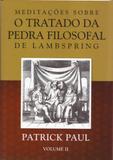 Meditaçoes sobre o tratado da pedra filosofal de lambspring - vol. 2 - Polar