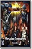 Mega city   manual do aventureiro - Jambo