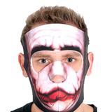 Meia Mascara Dublada - Coringa - Halloween