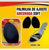 Meia Palmilha - Miolo Alto - Espuma EVA - Ajuste de Tamanho - Qualype