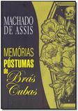 Memórias Postumas de Brás Cubas - Giz editorial