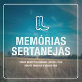 Memórias Sertanejas- CD - Memórias sertanejas -  cd