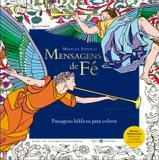 Mensagens de Fé - Passagens bíblicas para colorir