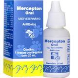 Mercepton Oral 20ML - Bravet