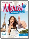 Merci! 1 - livre de leleve - Cle international - paris