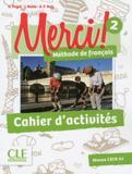 Merci! 2 - cahier dactivites - Cle international - paris