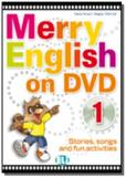 Merry english on dvd 1 - stories, songs and fun ac - European language