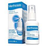 Merthiolate Incolor Spray 45ml - Mantecorp farmasa