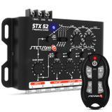 Mesa Crossover Stetsom STX52+Controle Longa Distância SX-2 500m Preto