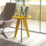 Mesa de Apoio Ellis Amarelo - Artely