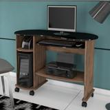 Mesa para Computador com Rodízios MDF C18 Dalla Costa