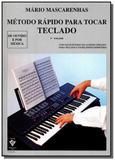 Metodo rapido para tocar teclado - vol. 1 - com di - Irmaos vitale
