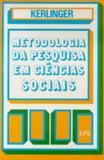 Metodologia da Pesquisa em Ciências Sociais - Um Tratamento Conceitual