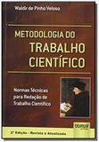 Metodologia do trabalho cientifico              05 - Jurua