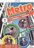 Metro 1 - students book with workbook - Oxford university press do brasil
