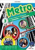Metro 3 Student Book e Workbook - 01Ed/17 - Oxford university press