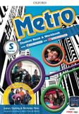 Metro starter sb/wb - 1st ed - Oxford university