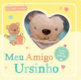 Meu amigo ursinho - Livro com pelúcia