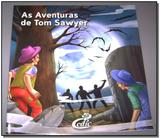 Meus Classicos Favoritos - Aventuras De Tom Sawyer - Cedic