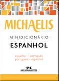 Michaelis Minidicionário Espanhol - Melhoramentos