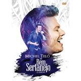 Michel Teló - Bem Sertanejo - O Show - DVD - Som livre