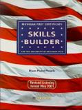 Michigan first cert.skills builder tb - New editions (cengage)