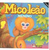 Mico-leão menino - Livro tecnico