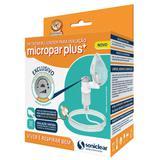 Micronebulizador Micropar Adulto para Nebulizador Uppy Soniclear,
