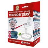 Micronebulizador Soniclear Micropar Plus Infantil (rosca)