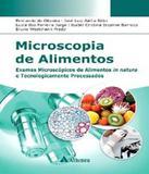 Microscopia De Alimentos - Atheneu