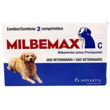 Milbemax C Novartis - De 5 a 25 kg