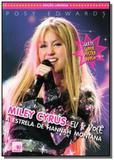 Miley cyrus  eu e voce a estrela de hannah montana - Novo conceito