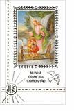 Minha 1a. comunhão ilustrada c.47 - Anjo da Guarda - Loyola