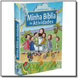 Minha biblia de atividades - Sbb - sociedade biblia do brasil