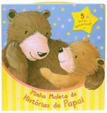 Minha maleta de histórias do papai: Contém 5 livros fantásticos! - Ciranda cultural