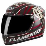 Mini Capacete Decorativo Flamengo CAP-383 Pro Tork