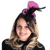 Mini Cartola Gliter Pink - Carnaval
