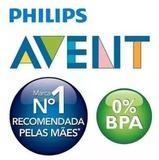 Mini Chupeta Recém Nascido Azul E Verde C/ 2 Phillips Avent - Philips avent