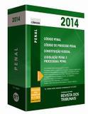 Mini codigo penal, codigo de processo penal, constituicao federal, legis -  - isbn - 9788520350706 - Revista dos tribunais rt