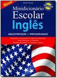 Mini Dicionario Escolar Ingles/portugues - Dcl