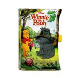 Mini Livro Travesseiro - Winnie The Pooh